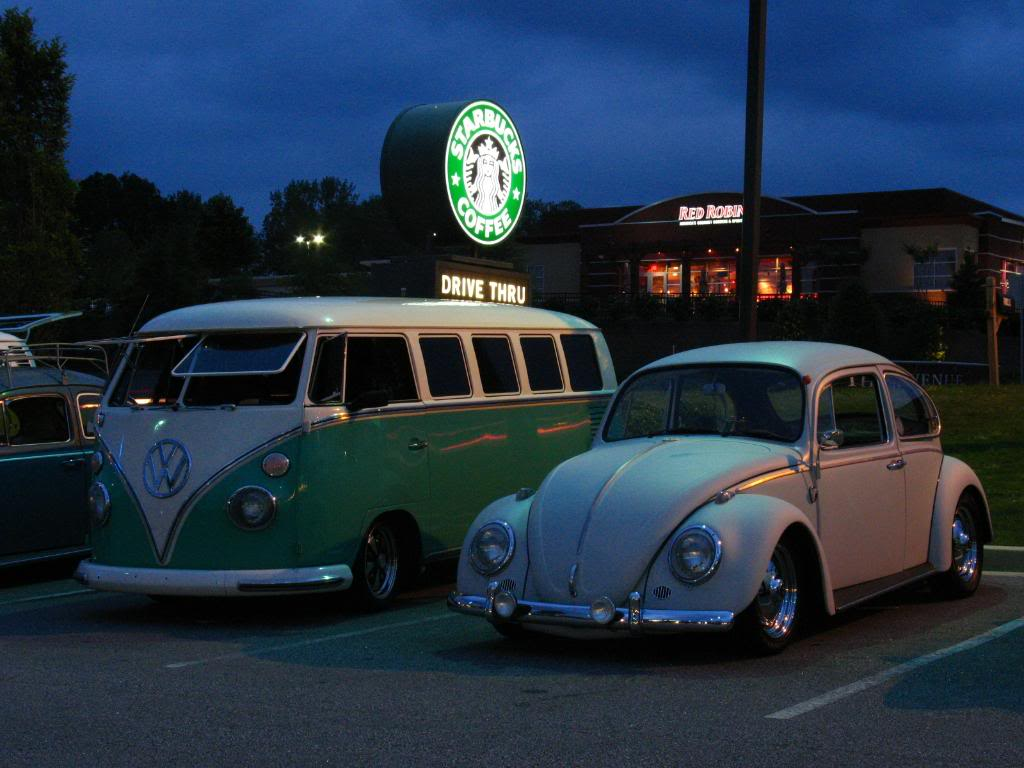 Thursday Night Meet (ARCHIVE) Starbucks5-14-09018