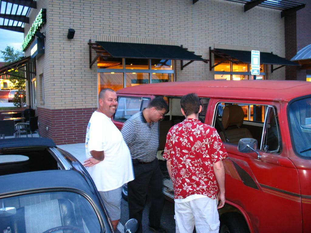 Thursday Night Meet (ARCHIVE) - Page 5 Starbucks9-20-09012