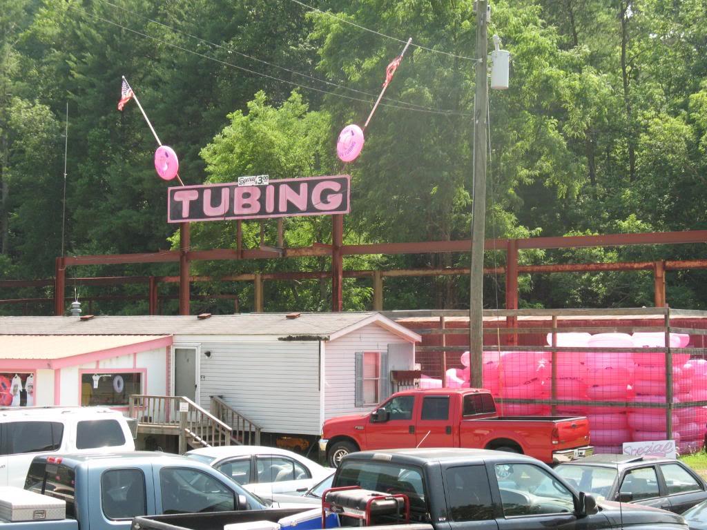 Tubing in Helen TubinginHelen069