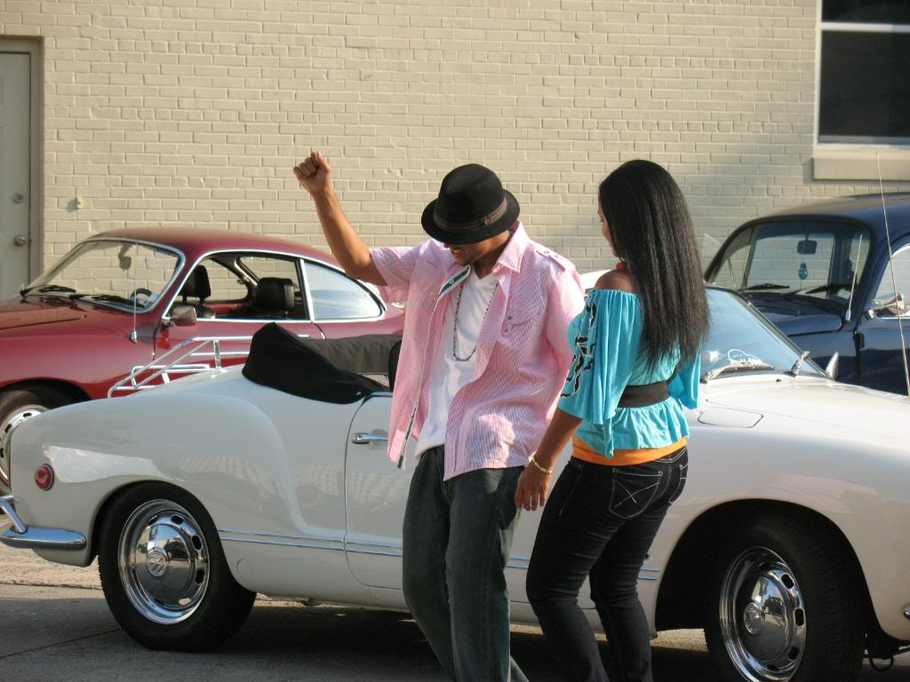 VW's needed for R&B music video Jarinsvideoshoot060
