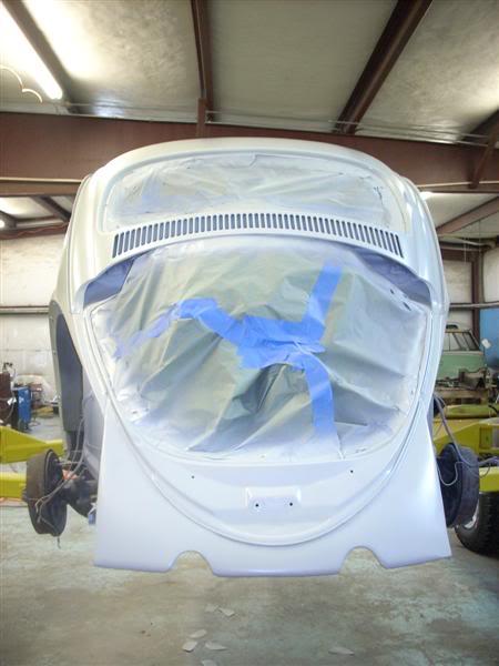 My new 66 (Herbie) Newpaint3