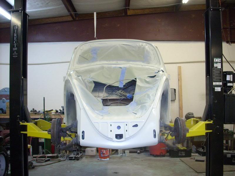 My new 66 (Herbie) Newpaint6