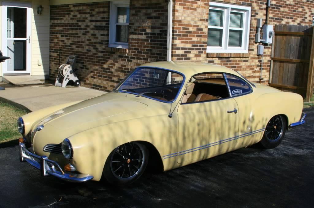 My 1965 slammed Ghia NewGhia11-27-102