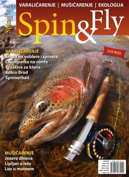 Spin & Fly magazin - Page 8 Naslovna11a