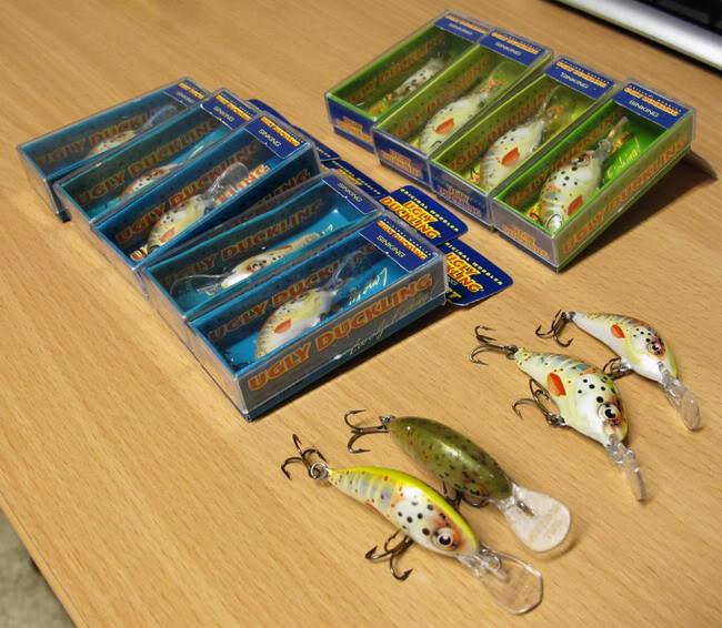 Ribolovni štapovi, role i sve za ribolov  2011