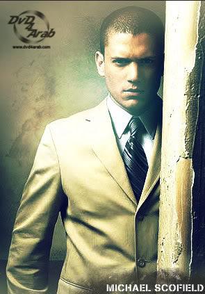 مسلسل Prison Break Scofield