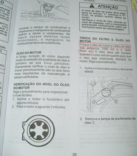 Troca de óleo na bandit - 2000, 3000 ou 6000km??? - Página 9 Trocadeleo6000km1
