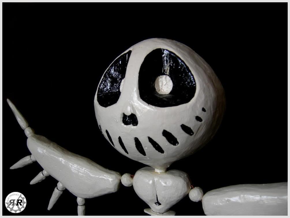 Marionnette de diversion - Genzo le marionnettiste Marionnette_005