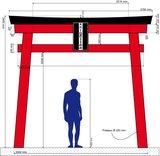 Torii - Portail de temple Shintoïste (Japonais) Th_torii