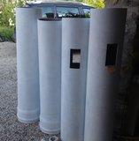 Torii - Portail de temple Shintoïste (Japonais) Th_Realisation_Torii_32