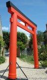 Torii - Portail de temple Shintoïste (Japonais) Th_Realisation_Torii_46