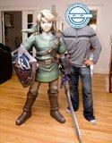 Fil Rouge Papercraft géant Link de Zelda Th_1-1