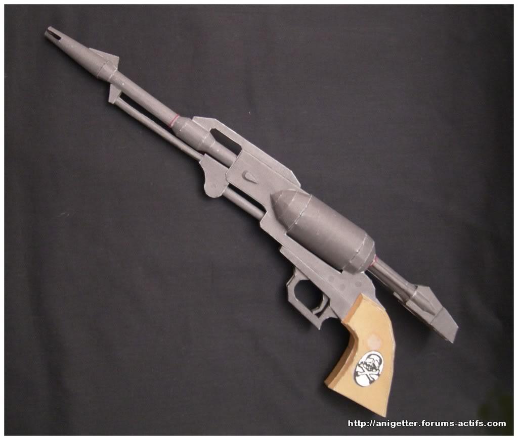 Guns, flingues et autres armes de tir (toujours issues d'anime, manga, Sci-Fi, jeux....) Cosmogun-1