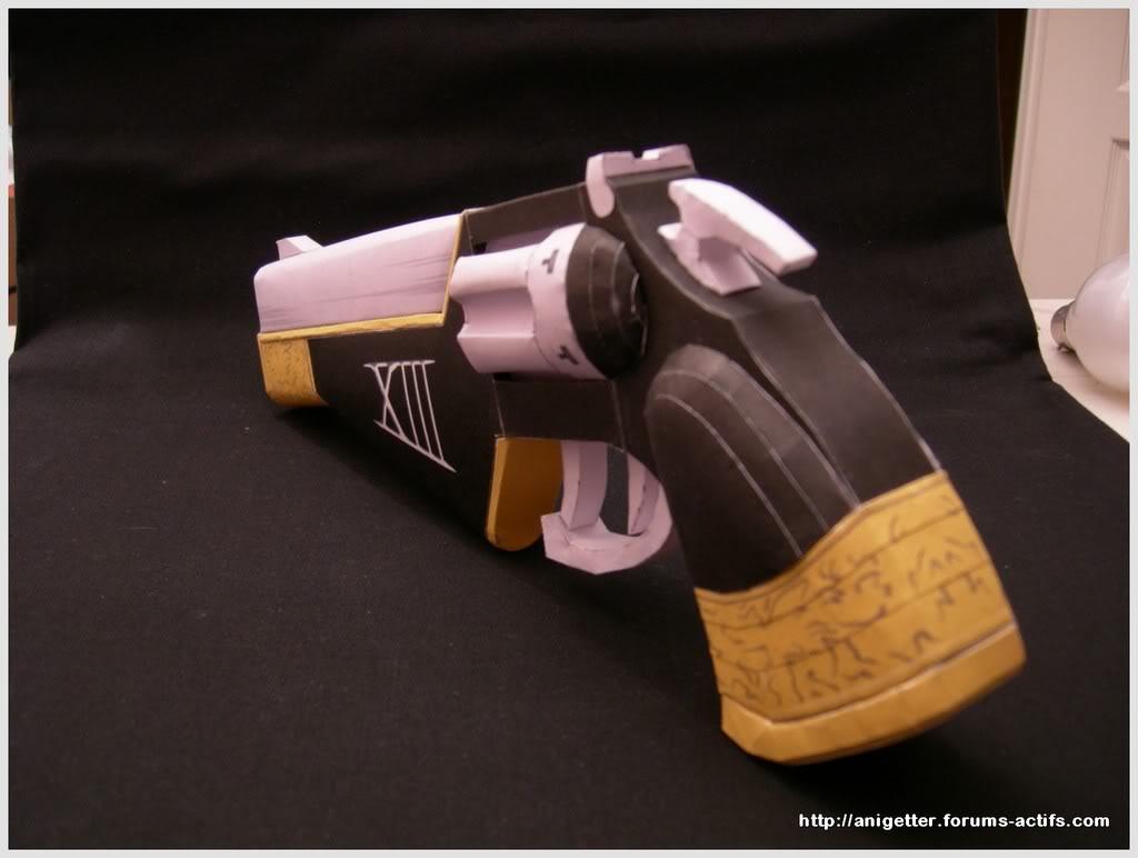 Guns, flingues et autres armes de tir (toujours issues d'anime, manga, Sci-Fi, jeux....) Hades-Black-Cat-03