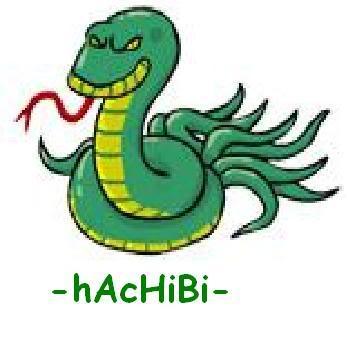 Personajes Hachibi