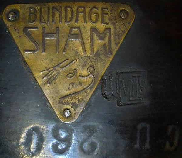 recherche d'informations sur une hélice en bois BlindageSham