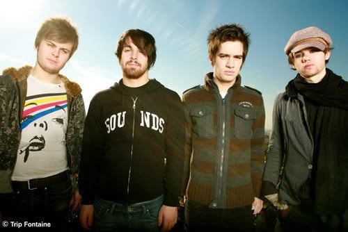Panic! at the Disco photos Panic_At_The_Disco--large-msg-11939