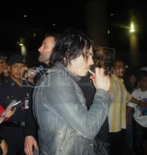 Gerard Smoke