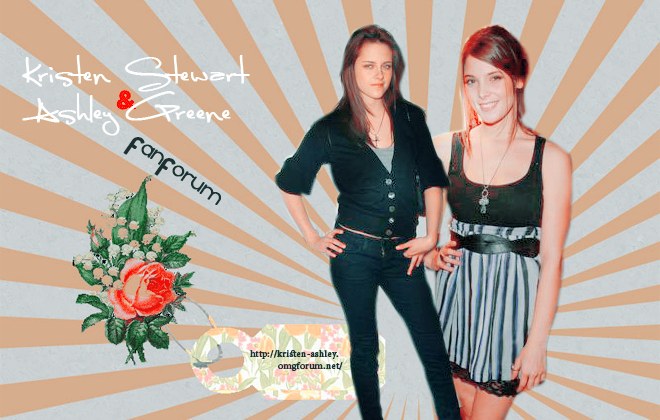 Kristen Stewart ir Ashley Greene fanclub