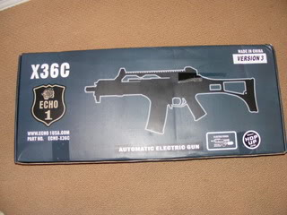 Review of the Echo 1 X36C/G36C 2008_01030003