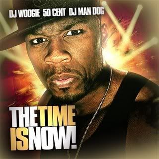 50 CENT - The time is now (2008) 50cent