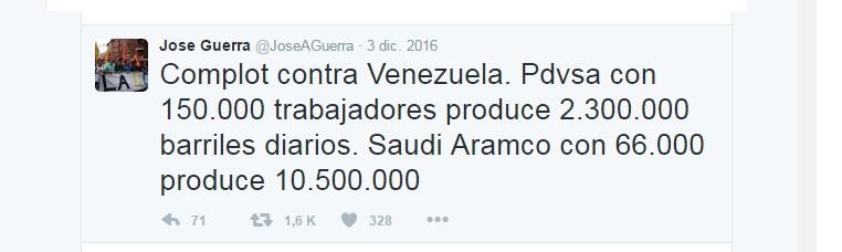Venezuela,¿crisis económica? - Página 39 PDVSA