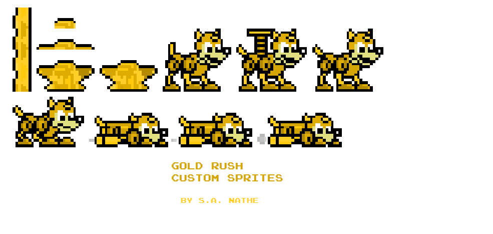 FyreeTSG's Custom Sprite and Pixel Art Showcase! Gold_Rush_FULL_sheet_zpsmter4udn