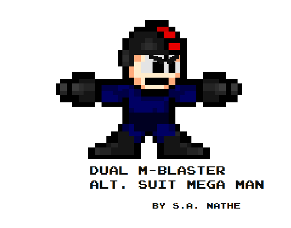 FyreeTSG's Custom Sprite and Pixel Art Showcase! Dual_blaster_alt_MM_zpsft92teta
