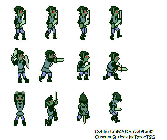 FyreeTSG's Custom Sprite and Pixel Art Showcase! Goblink_sprites_zpsdc2b6b66