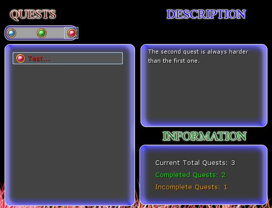 Omega Sistema de Quest!!! Q3