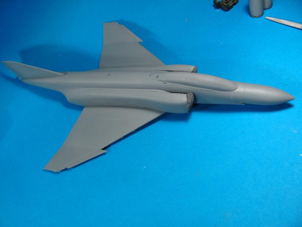 Pro Modeller F-4E PhantomII IRIAF 1/48 - Sida 7 IMG_1276