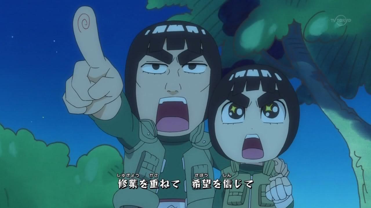 ¿Qué es Naruto SD? SDLee-OPEDHD-02