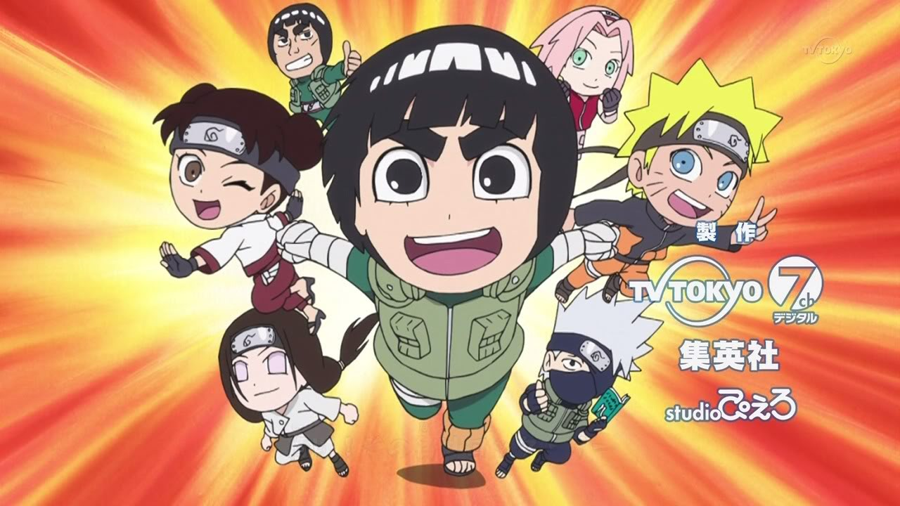 ¿Qué es Naruto SD? SDLee-OPEDHD-03