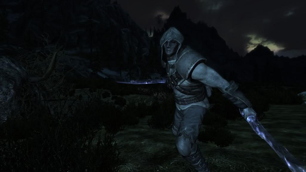 Dalos the Werewolf Dunmer ScreenShot7