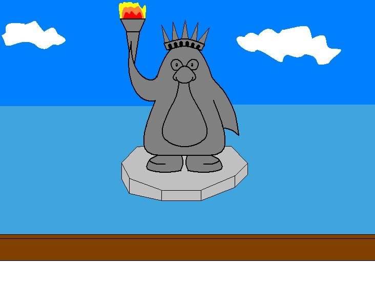 Statue of Pengerty. Statueofpengerty2