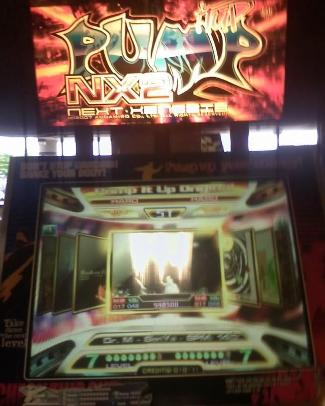 [Pump It Up NX2] Chuck E. Cheese (Plaza Centro) 15-10-09_1722