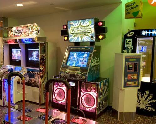 [DDR SuperNOVA 2] BowlERA  (Plaza de Caguas) Machine