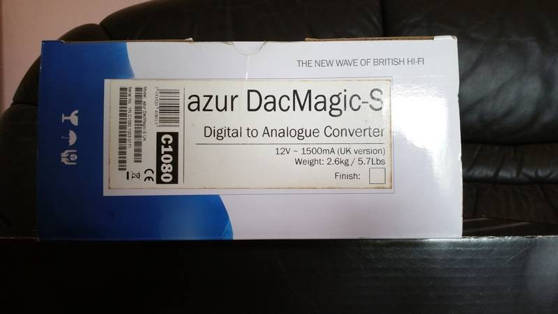 Cambridge Audio DacMagic-S. Price Reduced Further  20170216_141420_zpst6qgry8x