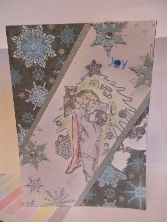 Cynthias card from Jo 032