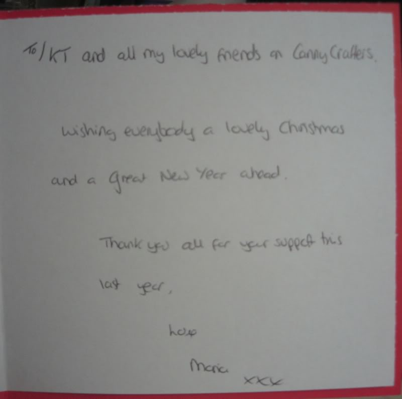 Marias card to Kt IMG_0327