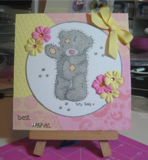 Tatty Teddy Leaving Card IMG_9872