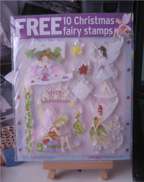 PIF - X-Mas Fairy Stamps IMG_8541