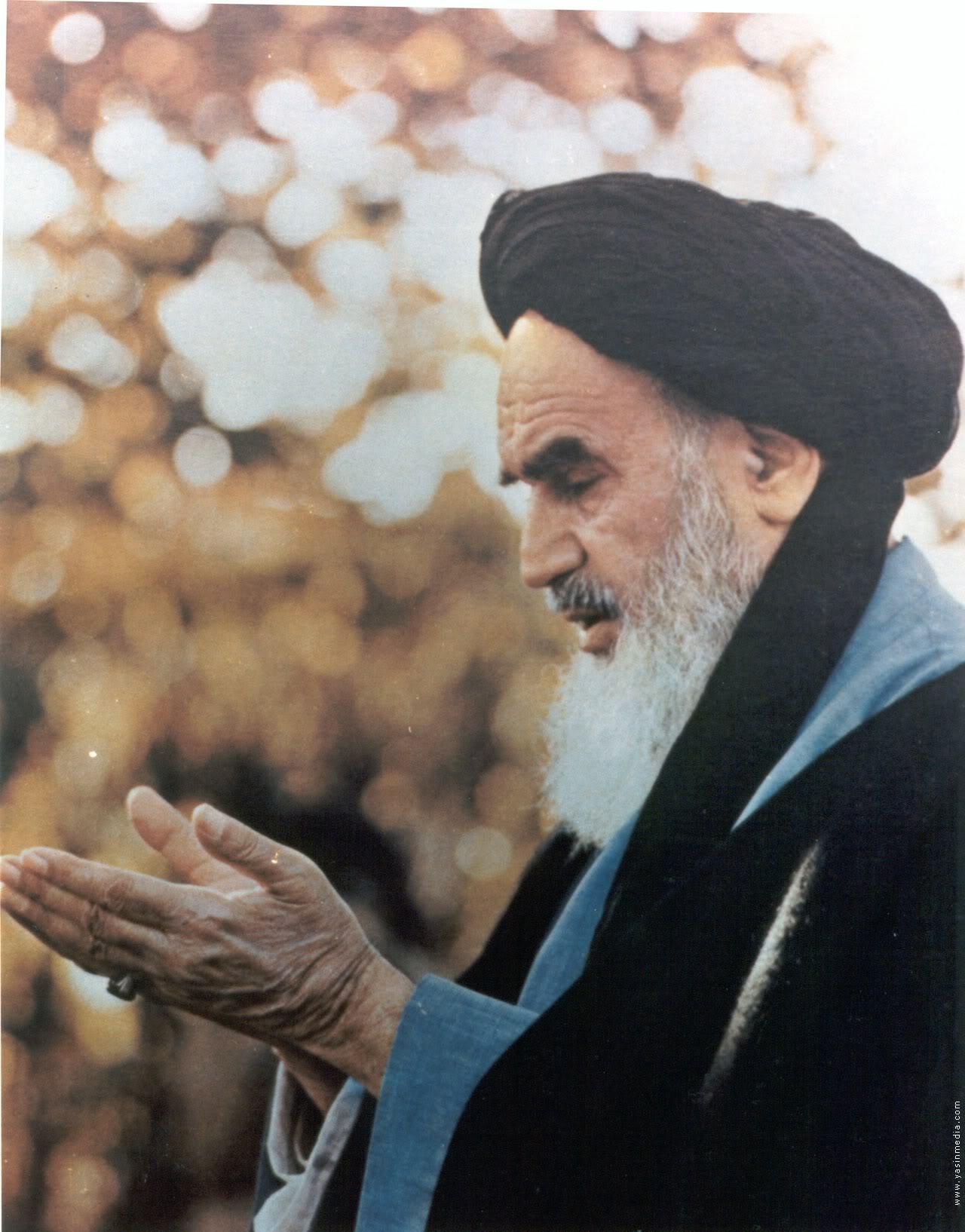 Grand Ayatollah Khomeini (1900-1989) - political & spiritual leader of Iran Imam_Khomeini2