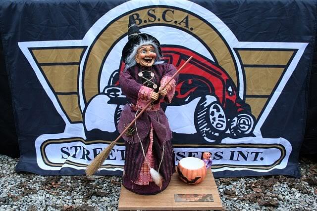 580 Photos: BSCA 18th Halloween Custom Run, Spa  27-29/10/06 BSCA1
