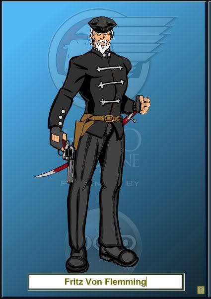 Kriegfaust Marshal Fritz Von Flemming FritzVonFlemming