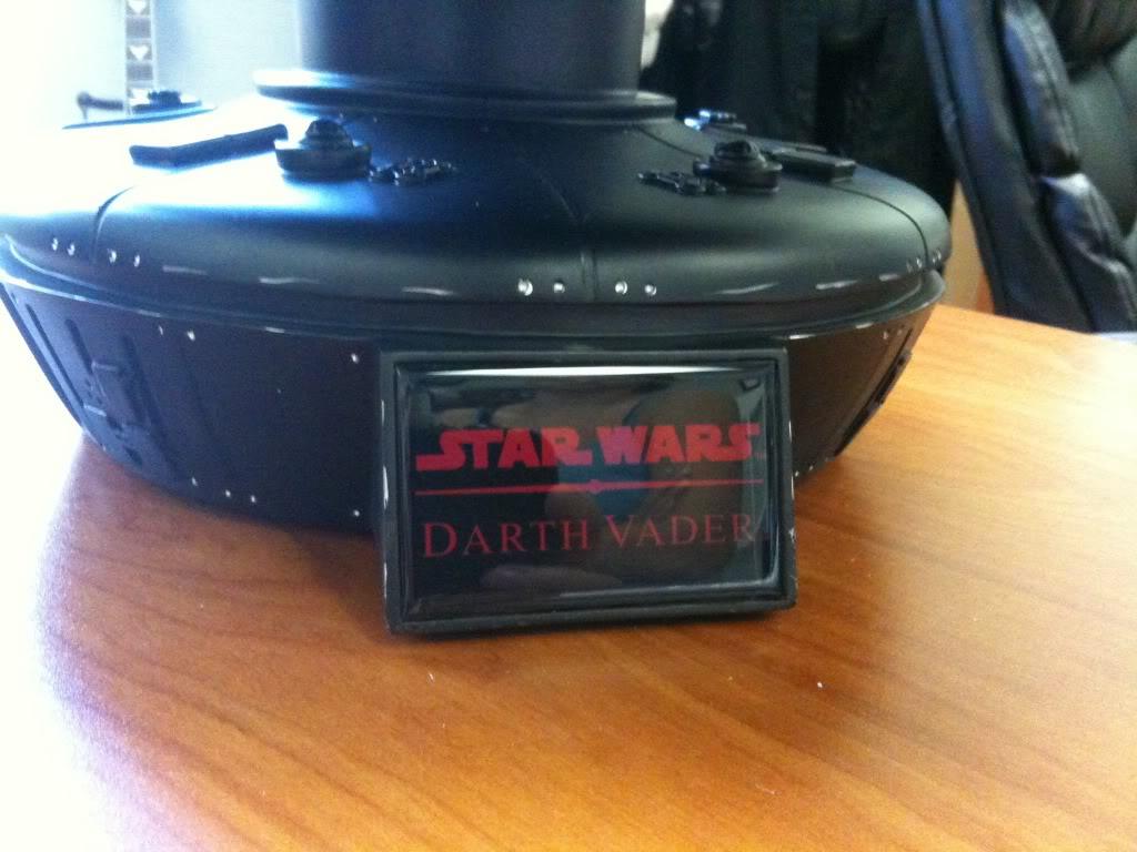 STAR WARS: DARTH VADER Life size bust 326c649c