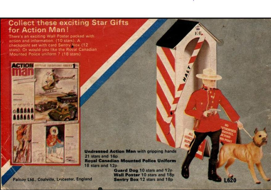 Royal Canadian Mounted Police Capture