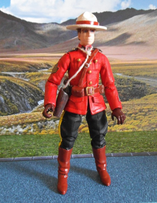 Royal Canadian Mounted Police RCMP01