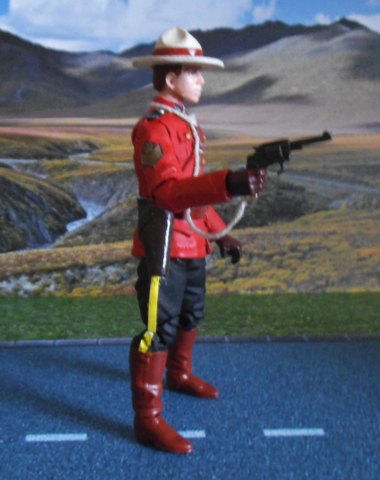 Royal Canadian Mounted Police RCMP02