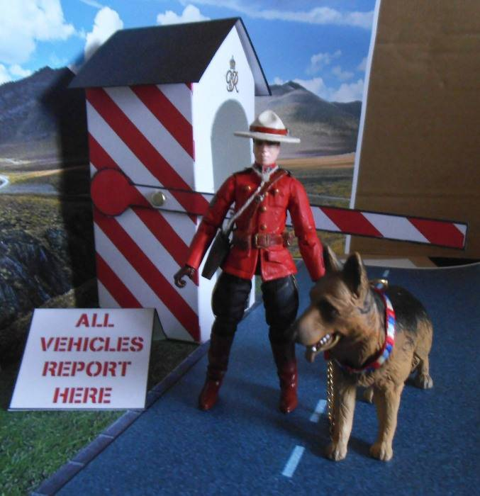 Royal Canadian Mounted Police RCMP06